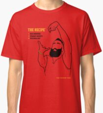 The Recipe  Classic T-Shirt