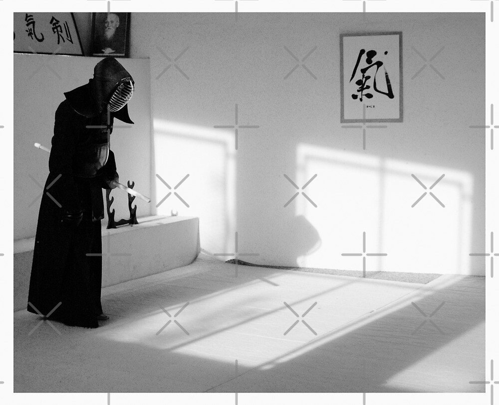 Kendo, The Essence III by phantomorchid