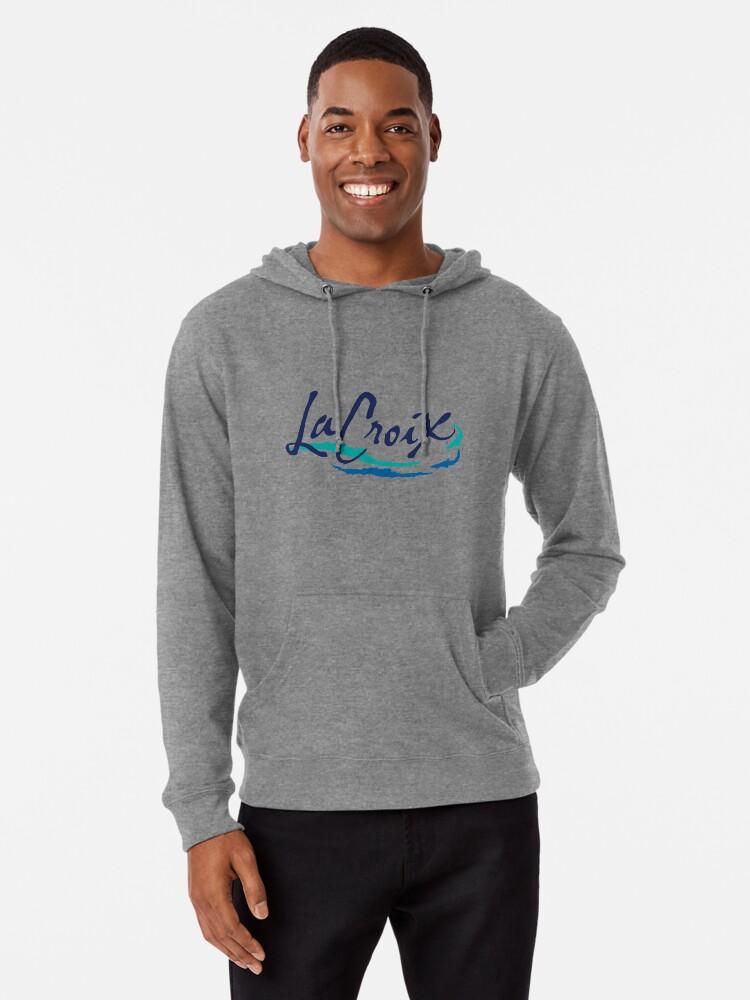 La Croix Sparkling Water Men/'S Hoodie