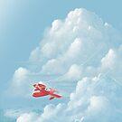 «Porco Rosso Volando» de Roberto Nieto