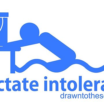 Lactate intolerant by DrawnToTheSea