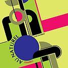 Bauhaus Nude - Alternate Colour by design-r