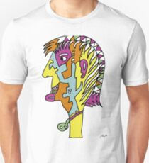 "Colorful ""Caripela"" I Slim Fit T-Shirt"