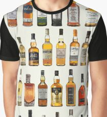 Whisky poster Graphic T-Shirt