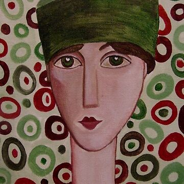 The Green Hat by anni