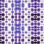 Lavender Habatoi Ikat by Nina May