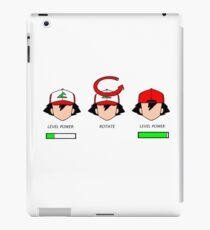 POKEMON ASH  iPad Case/Skin
