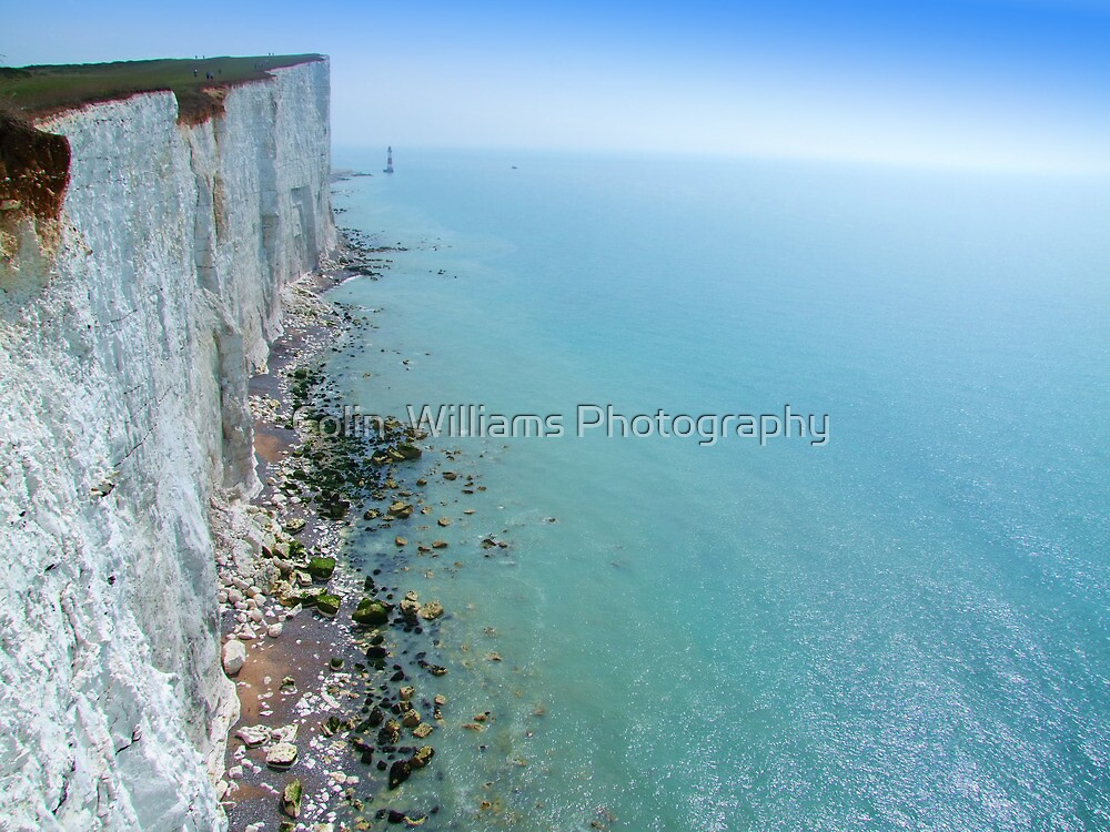 On The Edge by Colin  Williams Photography