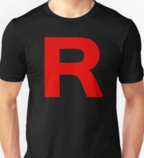 Team Rocket Slim Fit T-Shirt