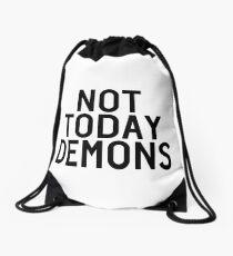 Mochila de cuerdas Hoy no demonios