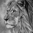 Remembrance - Cecil The Lion by mariadangeloart