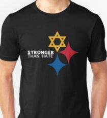 Pittsburgh Is Stronger Than Hate Unisex T-Shirt