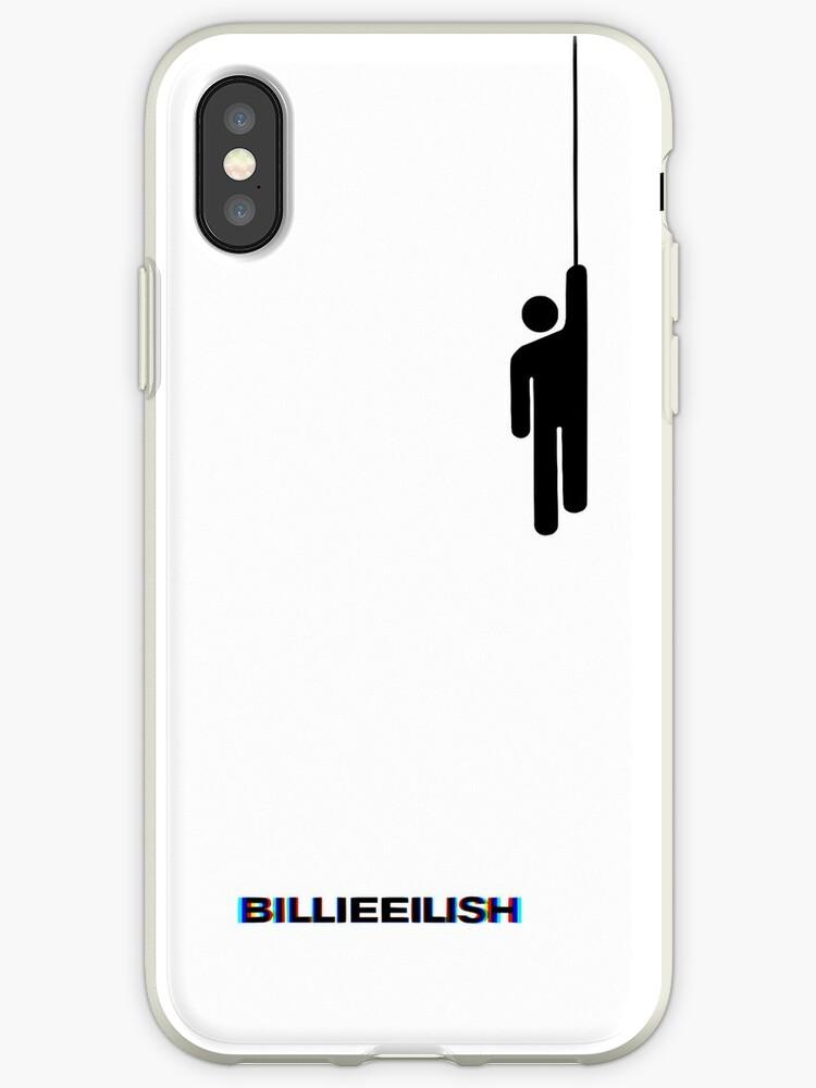 new concept a9536 ce99a 'billie eilish ' iPhone Case by freshenbear
