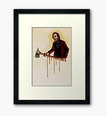 Jack Torrance Framed Print