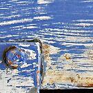 ...blue lock... by Lynne Prestebak