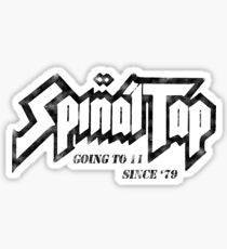 Spinal Tap - Since '79 Sticker