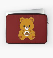 Thanksgiving Bear Laptop Sleeve