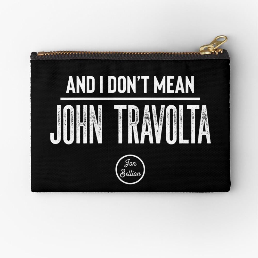 John Travolta Täschchen