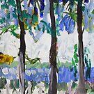 Three Trees by John Douglas