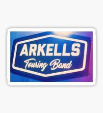 Arkells Touring Band Sticker