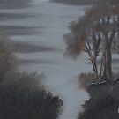 Wetlands Light by Warren  Thompson
