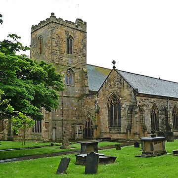 St Marys Church, Scarborough by grmahyde