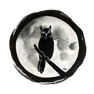 Night Owl by Theysaurus