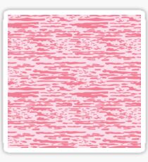 Calm Ocean Resort Pattern Sticker