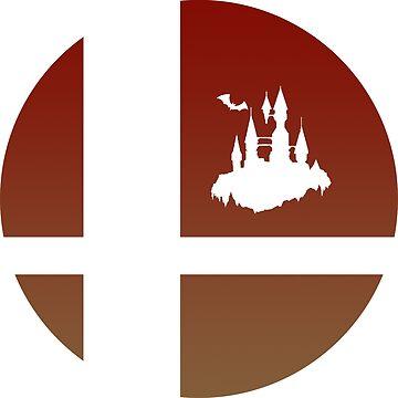 Super Smash Bros Ultimate - Simon Belmont by felixthekarl