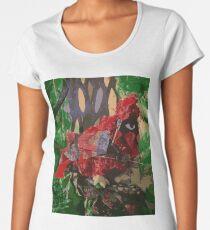Birds 'n' Friends Series: XO Women's Premium T-Shirt
