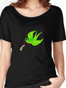 Zombie Swallow Women's Relaxed Fit T-Shirt