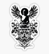 Buddha Lite Sticker