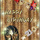 21st Birthday..Masquerade  by judygal
