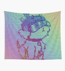 Snuffles the Lawnmower Dog. Rick and Morty Wall Tapestry