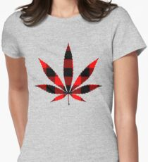 Oh Canada  Women's Fitted T-Shirt