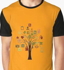 tree t-shirts printing - tree collection shirts Graphic T-Shirt