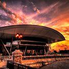 Boston Convention and Exhibition Center  by LudaNayvelt