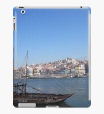 a desolate Portugal landscape iPad Case/Skin