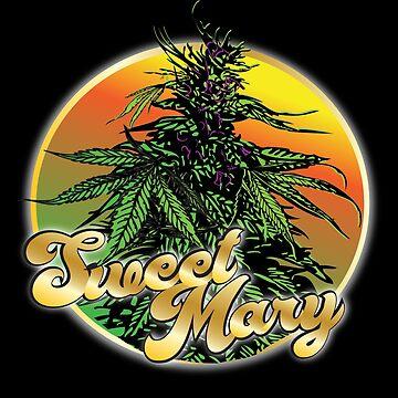 Sweet Mary  by kushcoast