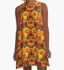 BRAXYA A-Line Dress