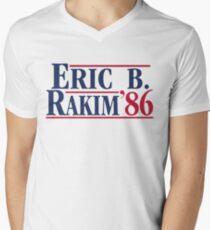 Eric B. for president Men's V-Neck T-Shirt