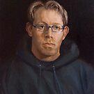 Self Portrait by Marcus  Gannuscio
