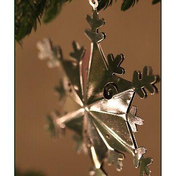 Christmas star by Violetentity