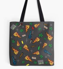 420 Pizza Party Tote Bag
