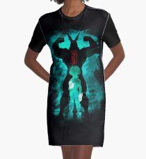 Hero Graphic T-Shirt Dress