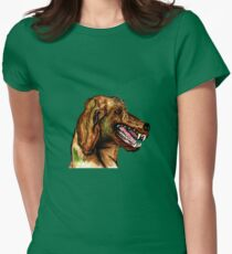 The Hound of the Baskervilles Women's Fitted T-Shirt