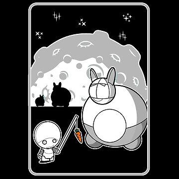 Robot X-7 Meets R-B1T by WonkyRobot