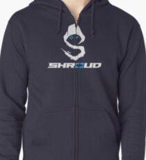 Shroud Zipped Hoodie