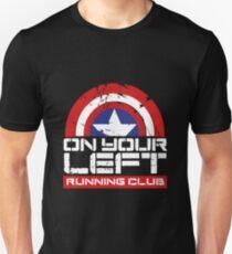 Zu deiner Linken Slim Fit T-Shirt