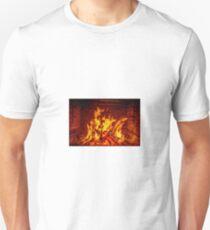 Fireplace T-Shirt